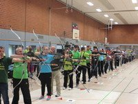 TB-Bogenschützen richten Kreismeisterschaft am 30. Oktober aus!