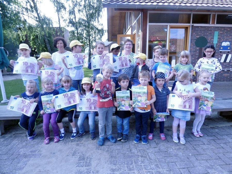 Größte Kindergartengruppe Willibrordkindergarten