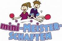 Tischtennis-Minimeisterschaften am 14. Februar 2016