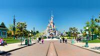 Die Jugend des TBs fährt zum Disneyland Paris