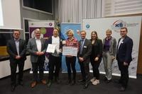 TB erhält erneut eine Auszeichnung beim Kinder- und Jugendförderpreis