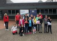 Lions Club Graf Arnold überreicht Spendenscheck