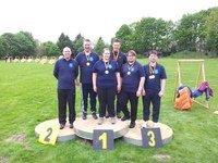Kreismeisterschaft FITA: Dominanz in den oberen Wettkampfklassen
