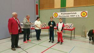 Jonas Laukötter gewinnt beim Hallenchampionat in Oberhausen!