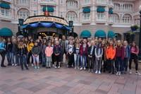TB-Jugend im Disneyland