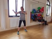 Fitness mit Michaela Scheiper beginnt