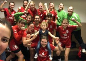 1. Damen: Sieg im Kreispokal und Spiel am 24.02.2019 gegen BSV Roxel