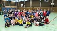 Mini-Meisterschaften: Riesen-Resonanz nach tollem Schnupperkurs