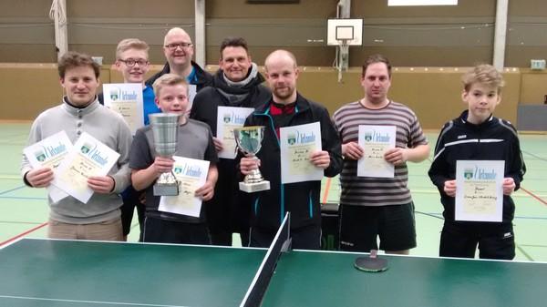 Stadtmeisterschaften Herren 2018