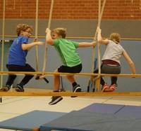 Neue TB- Sportgruppe für 7 bis 10 Jährige