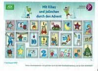 Bewegter Adventskalender für Kinder