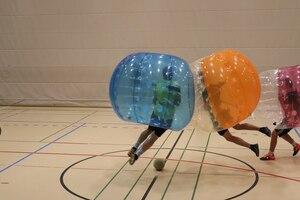 Einladung zur JVV und Bubble-Soccer Turnier am 15. Februar