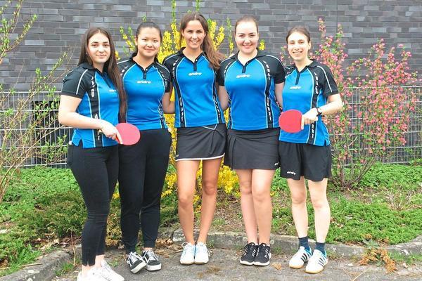 Tischtennis Damen