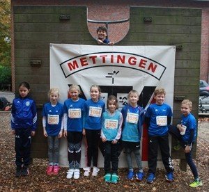 Crosslauf in Mettingen