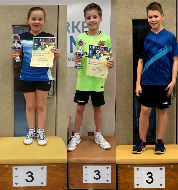 Tischtennis Dülmen 2019