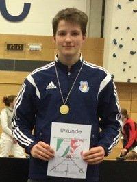 Tom Löhr ist NRW-Meister 2017