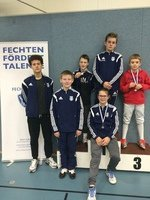 Gute Platzierungen in Bochum