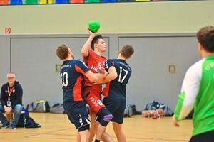 TV Borghorst gewinnt Handball-Derby beim TB Burgsteinfurt