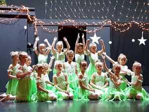 Erfolgreiche Tanzgala im Martin-Lutherhaus
