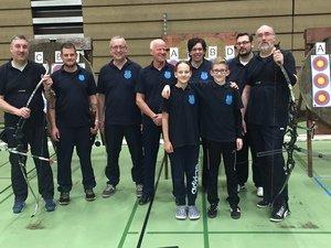 TB-Schützen gewinnen 5 Medaillen bei Hallen-Bezirksmeisterschaft!