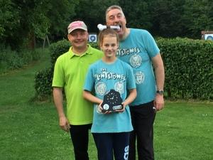 Leandra und Joachim belegen überraschend 2. Platz beim 12-Stunden-Turnier!