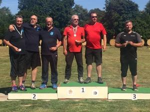 Team-Silber und Einzel-Bronze bei Landesmeisterschaft!