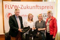 TB-Projekt beim FLVW - Zukunftspreis geehrt