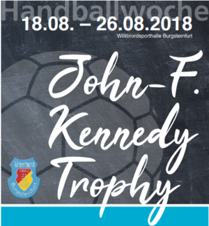 Handballwochen Kennedy-Trophy