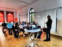Kinderschutz- und Präventionsveranstaltung beim TB Burgsteinfurt