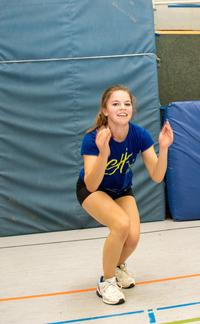 Athletiktraining online für 10-16 jährige