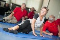 Neue Angebote für gute Vorsätze: Sportkurse starten beim TB