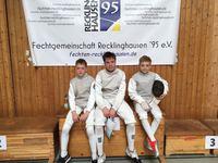 Ruhrfechtspiele in Recklinghausen