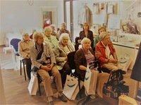 Senioren besuchen das Sanitätshaus Perick