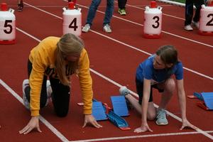 18. Leichtathletiksportfest des TB Burgsteinfurt