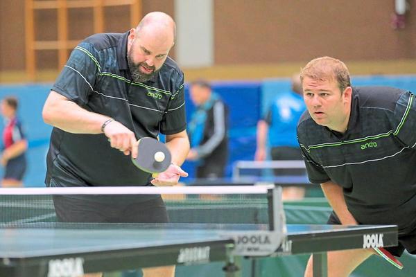 Tischtennis Beuing Brüder