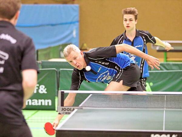 Tischtennis Heckmann - Michaelis