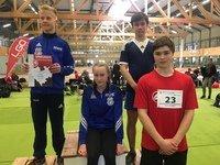 Westfälische Leichtathletik-Hallenmeisterschaft der U16